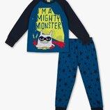 Детская пижама для мальчика C&A Palomino Германия Размер 110, 116 оригинал