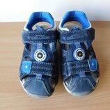 кожаные босоножки Bobbi shoes 26 р. стелька 16,5 см