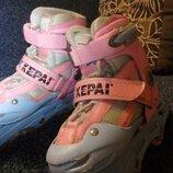Ролики для девочки KEPAI SK-321