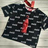 Футболка coca cola от Primark
