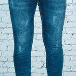Джинсы Corcix Синие 4500 размеры 29, 30, 31, 31, 32, 32, 34