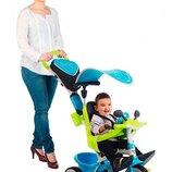 Детский велосипед Smoby Baby Driver comfort, голубой 741200