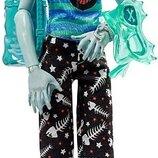 Кукла Гил веббер Кораблекрушение Monster High Gil Webber Shriekwrecked Shriek wrecked оригинал Matte