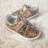 Кроссовки, туфли для девочки Тм Clibee