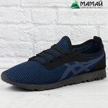 Кросівки чоловічі / Кроссовки мужские сетка nike adidas 3302 Сині