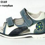 Босоножки сандали босоніжки 0169 летняя літнє обувь взуття для мальчика хлопчика том м р.26