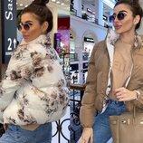 Двухсторонняя куртка расцветки разные