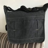 Качественная мужская сумка в стиле кежуал