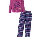 Пижама Lupilu на девочку 2-4, 4-6 лет.