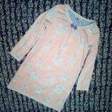 Ночная рубашка с Котиками для девчушки 4 года