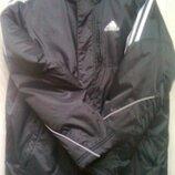 Мужская куртка adidas, размер м