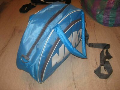 Найк спортивная сумка