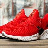 Кроссовки мужские Adidas AlphaBounce Instinct, красные