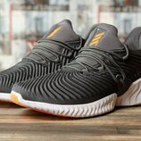 Кроссовки мужские Adidas AlphaBounce Instinct, темно-серые