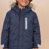 Р.110-146 теплющие куртки h&m