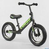 Беговел - велобег Corso 36906 надувные колеса 12 дюймов