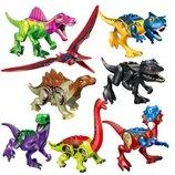 Динозавр лего-совместимый аналог