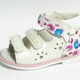 Босоножки сандали босоніжки 1945 летняя літнє обувь взуття девочки дівчинки том м
