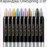 Тени - карандаш One Spring в ассортименте