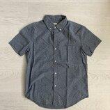 Летняя рубашка crewcuts для мальчика 11-12 лет