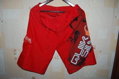 Продано: Пляжные шорты , бермуды quicksilver пр-во франция , оригинал, на 48-50 р-р.