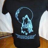 Стильная фирменная катоновая футболка Payper.7-10 лет .