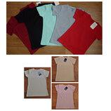 Фирменная футболка, Турция, от 6 до 12 лет, унисекс , 95% хлопок