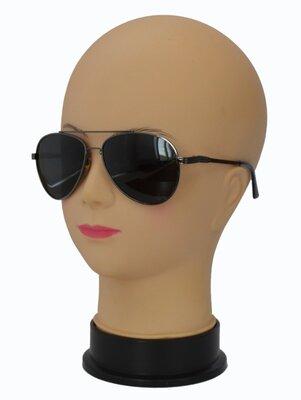 Стильные поляризационные солнцезащитные очки авиатор 9061