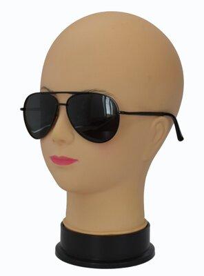 Стильные поляризационные солнцезащитные очки авиатор 9100