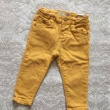 джинсы для девочки Зара zara , джинси для дівчинки зара 9/12 міс , 80 см .
