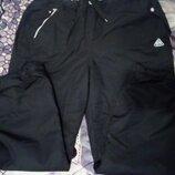 Добротные спортивные штаны на флисе soccer, 48-50