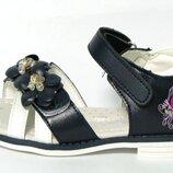 Босоножки сандали босоніжки 8905 летняя літнє обувь взуття девочки дівчинки том м