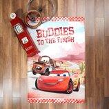 Детский Коврик TAC Disney Cars Buddies 80х140см TAC Дисней «Тачки» гоночная машина Маквин