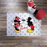 Коврик TAC Disney Minnie&Mickey Love 120х180см Дисней Микки и Минни Маус Лав