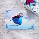 Коврик Детский TAC Disney Frozen Sisters 80х140см Дисней Холодное сердце принцесса Анна, Эльза
