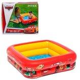 Бассейн 57101. Надувной бассейн. Детский Бассейн. Дитячий басейн. Intex Интекс .