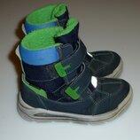 Ботинки, сапоги Superfit , р 26, стелька 16,7 см с мембраной Gore-tex ботинки для мальчиков с мемб