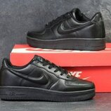 Мужские кроссовки Nike черного цвета