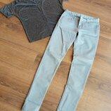 Женски брюки skinny 8