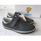 Школьные туфли мокасины Том.м 33-40р