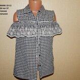 блузка 10-11 лет