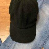 Фирменная теплая мужская кепка New style Atrium,бейсболка с утеплителем