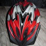 Велосипедный шлем обьем 54-58см вес 263гр.