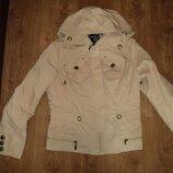 Ветровка куртка демисезонная размер 46 48 L XL