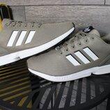 Кроссовки adidas zx flux cq2841 оригинал 44-45 размер