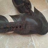 Кроссовки туфли кожаные GRACELAND 40 размер