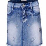 Низкая цена-супер качество Стильные джинсовые юбки для девочки Венгрия