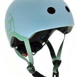 Scoot and Ride Детский защитный шлем стальной steel kinder fahrradhelm s/м