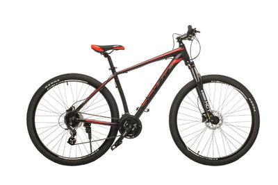 Продано: Велосипед Oskar 29 JURA черно-красный