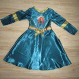 Карнавальное платье храбрая сердцем